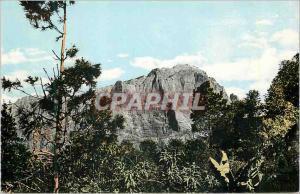 Moderne Karte Ile de la Reunion Cilaos Le Grand Bernard