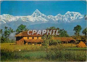 Moderne Karte Hotel Crystal Kathmandu Nepal