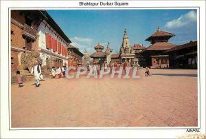 Moderne Karte Bhaktapur Durbar Square