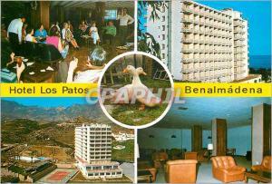 Moderne Karte Benalmadena Costa del Sol Hotel Los Patos Vues de l Hotel