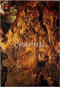 Moderne Karte Alicante busot cuevas de canalobre