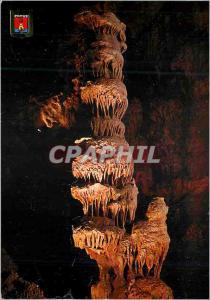 Moderne Karte Alicante busot cuevas de canalobre candelabro