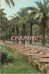 Moderne Karte Alicante busot paseo de la esplanade de espana