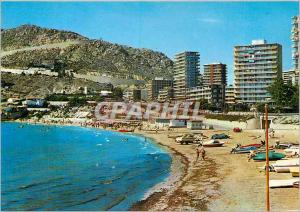 Moderne Karte Alicante busot plage de l'albufera