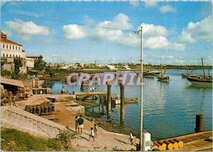 Moderne Karte Old port mombasa Kenya