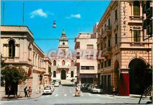 Moderne Karte Tripoli palazzo ministero degli esteri