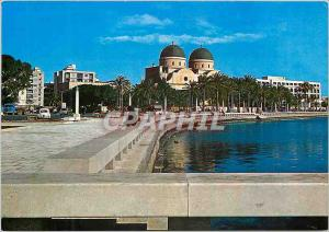 Moderne Karte Libya benghazi cornish