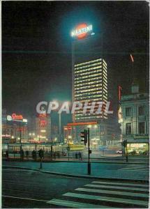 Moderne Karte Bruxelles centre international Martini