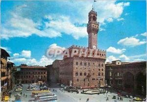 Moderne Karte Firenze Place de la Seigneurie