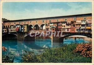 Moderne Karte Firenze ponte vecchio (le vieux pont)