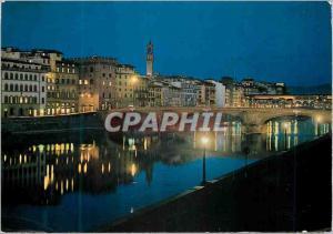 Moderne Karte Firenze le pont santa trinita