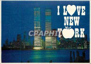 Moderne Karte New york city world trade center the tallest structure in New york city