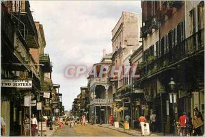 Moderne Karte New Orleans Royal Street New Orleans Louisiana