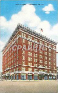 Ansichtskarte AK Fowler Hotel La Fayette Ind