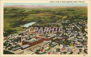 Ansichtskarte AK West Virginia Aerial View of Martinsburg