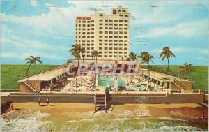 Moderne Karte Florida Miami Beach