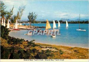 Moderne Karte Ile Maurice Grand Baie Yacht Club