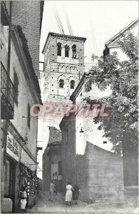 Moderne Karte Toledo L Eglise de Saint Tome
