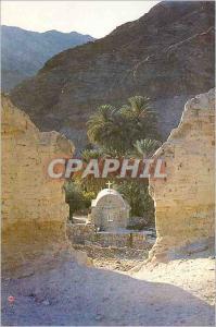 Moderne Karte The Monastery of Mount Sinai St Catherine
