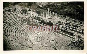 Moderne Karte Delphi Theatre