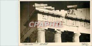 Moderne Karte Athens Parthenon