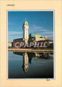 Moderne Karte Limoges Hte Vienne La Gare des Benedictins