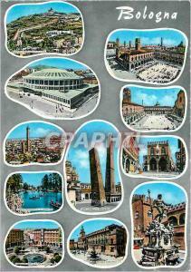Moderne Karte Bologna Saluti da Bologna