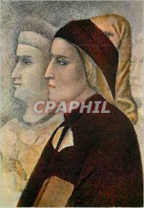 Moderne Karte Firenze citta d'incanto giotto le portrait de dante afighieri
