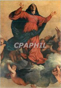Moderne Karte Venezia eglise de s marie glotteuse des moines l'assomption (detail)