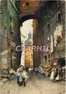 Moderne Karte Roma sparita di e roester franz (1845 1907) vue guillo romano museo di roma