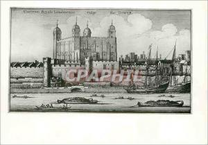 Moderne Karte British Museum Wenceslaus Hollar