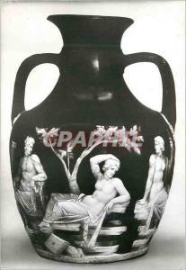 Moderne Karte The Portland Vase Peleus Thetis and Aphrodite