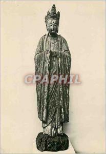 Moderne Karte British Museum The Bodhisattva Kwanyin