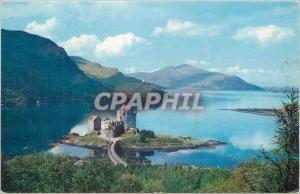 Moderne Karte Scotland Eilean Donan Castle
