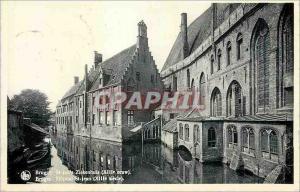Moderne Karte Bruges Hopital St Jean