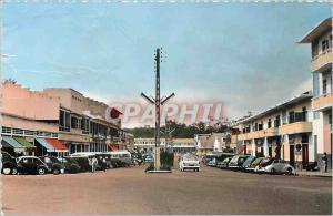 Moderne Karte Cameroun Yaounde