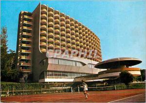 Moderne Karte Mont Febe Sofitel Yaounde Tennis