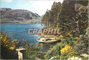 Moderne Karte Loch Ewe from Inverewe Garden Wester Ross