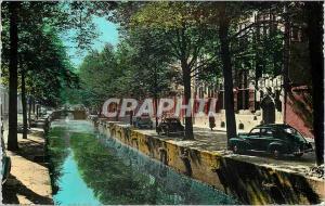 Moderne Karte Delft Oude Delft