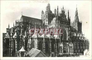 Moderne Karte Den Bosch Basiliek St Jan