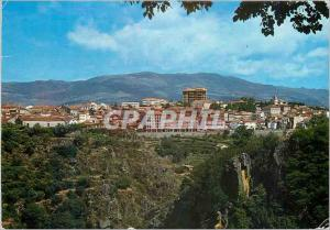 Moderne Karte Tras-os Montes Vila Real