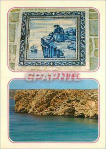 Moderne Karte Restaurante-bar O Vigia Algarve
