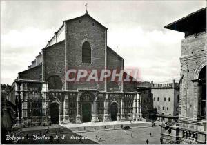 Moderne Karte Bologna Basilica di S. Petronio