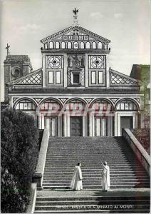 Moderne Karte Firenze Basilica di S. Miniato al Monte