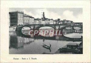 Moderne Karte Firenze Ponte e S. Trinita
