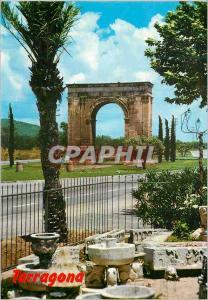 Moderne Karte Tarragona (Costa Dorada) L'Arc de Bara