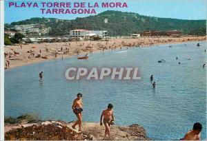 Moderne Karte Tarragona (Costa Dorada) Page Torre de la Mora