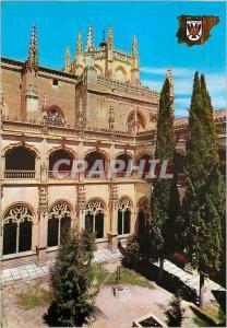 Moderne Karte Toledo La cour de St Jean des Rois