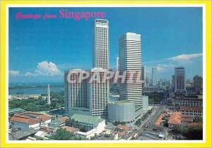 Moderne Karte Singapore Westin Stamford