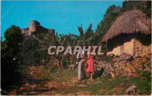 Moderne Karte Haiti La Citadelle